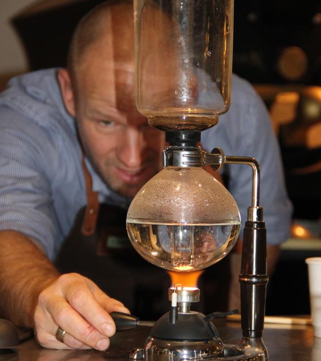 Den Lille Kemiker - kaffekursus
