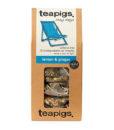 Lemon Ginger thebreve fra Teapigs