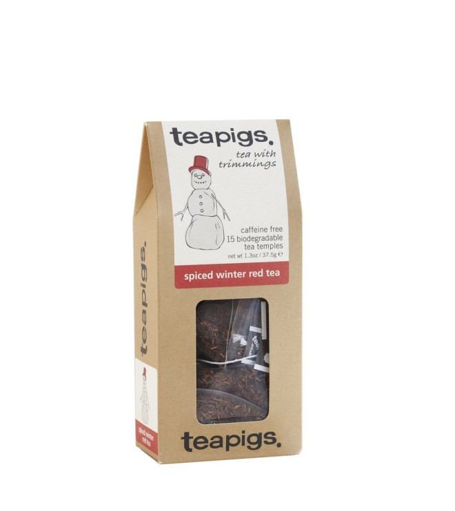 Winter Blend thebreve fra Teapigs
