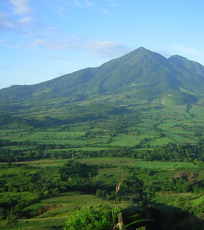 El Salvador Finca Las Nubes