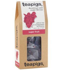 Super fruit thebreve fra Teapigs