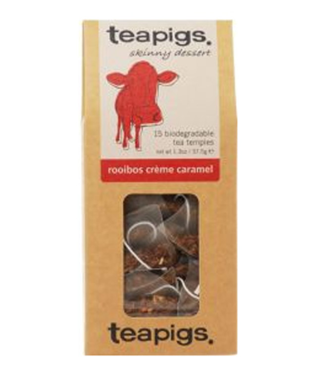 Rooibos Creme Caramel thebreve fra Teapigs