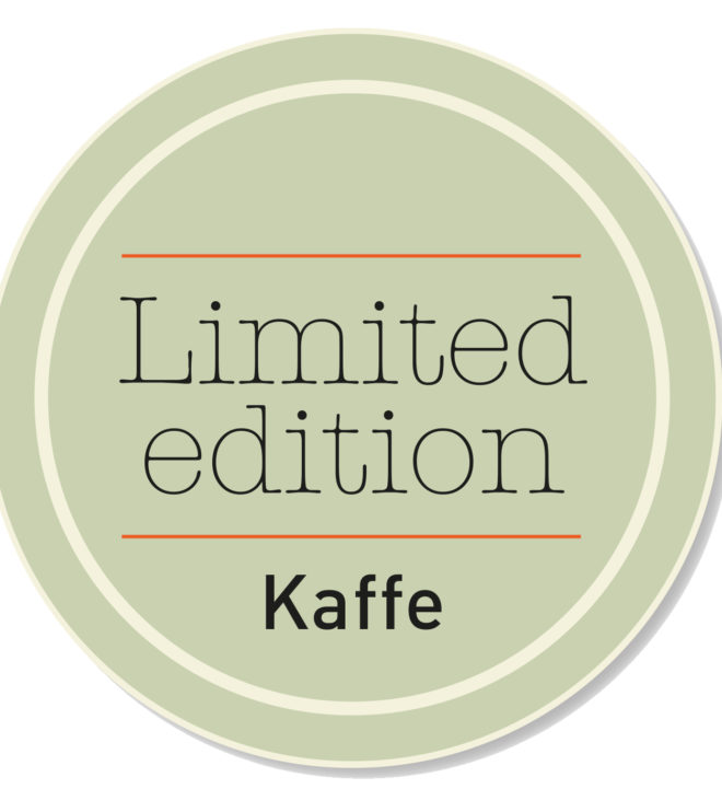 Limited Edition kaffe