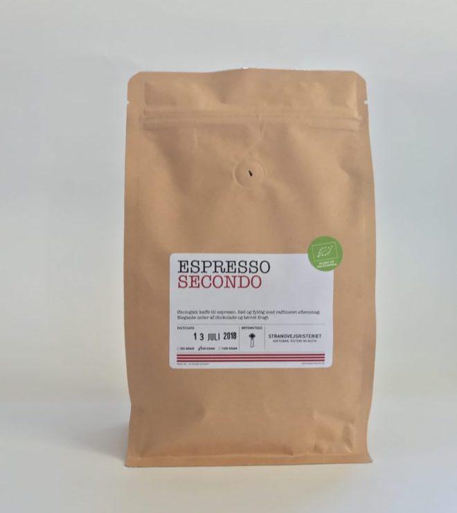 Økologisk Espresso