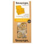 Kamille thebreve fra Teapigs, tørret gule kamille blomster