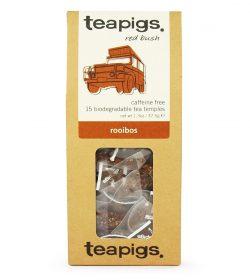 Honeybush & rooibos thebreve fra Teapigs