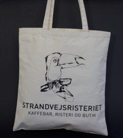 køb Strandvejsristeriet's mulepose her